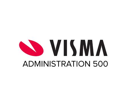Syncify integrerar Visma Administration 500 med din tjänsteleverantör.